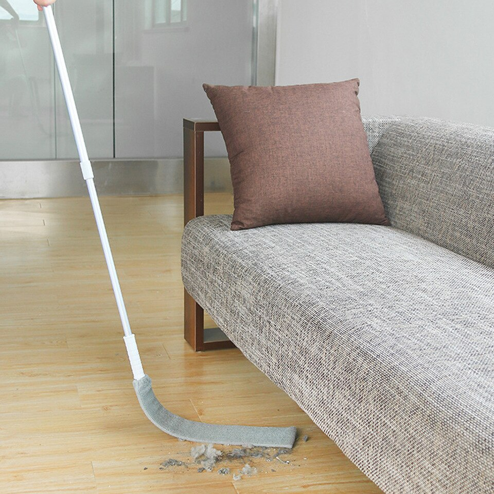 crevice duster allows you to reach under beds and sofas easily