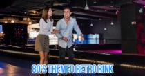 Hi-Roller: Singapore's Largest Indoor Skating Rink With Disco Lights