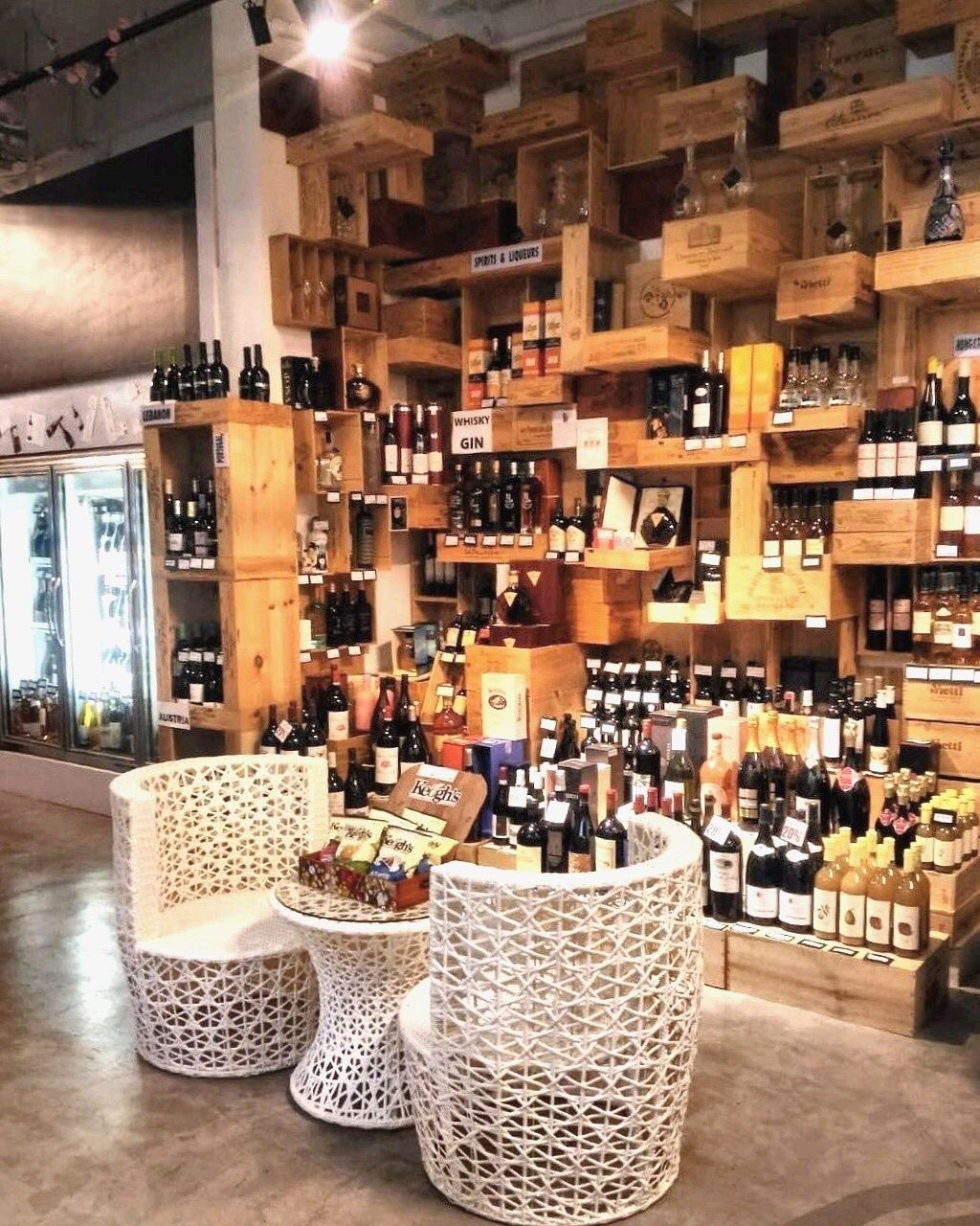 Straits Wine Singapore offers a wide selection of wines