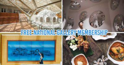 national gallery free membership