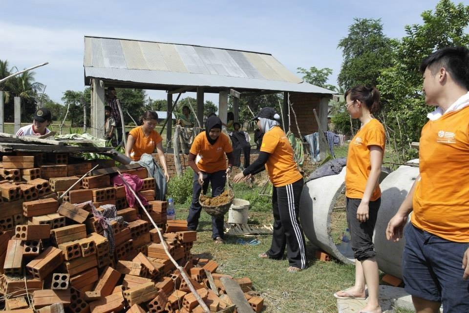 Volunteering at IRAS