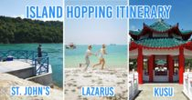 You Can Now Visit St. John's, Kusu & Lazarus Islands For Just $14 On An Island Hopping Adventure