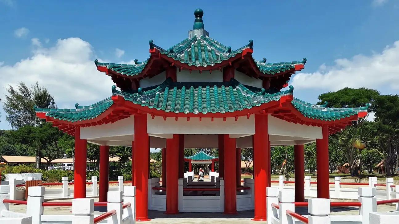 kusu island dabogong temple