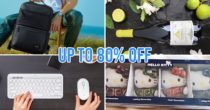 KrisShop's Anniversary Sale Has AirPods Giveaways, Over 40% Off Samsonite Bundles & Free Delivery