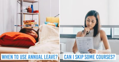 Part-Time Degree Students in Singapore