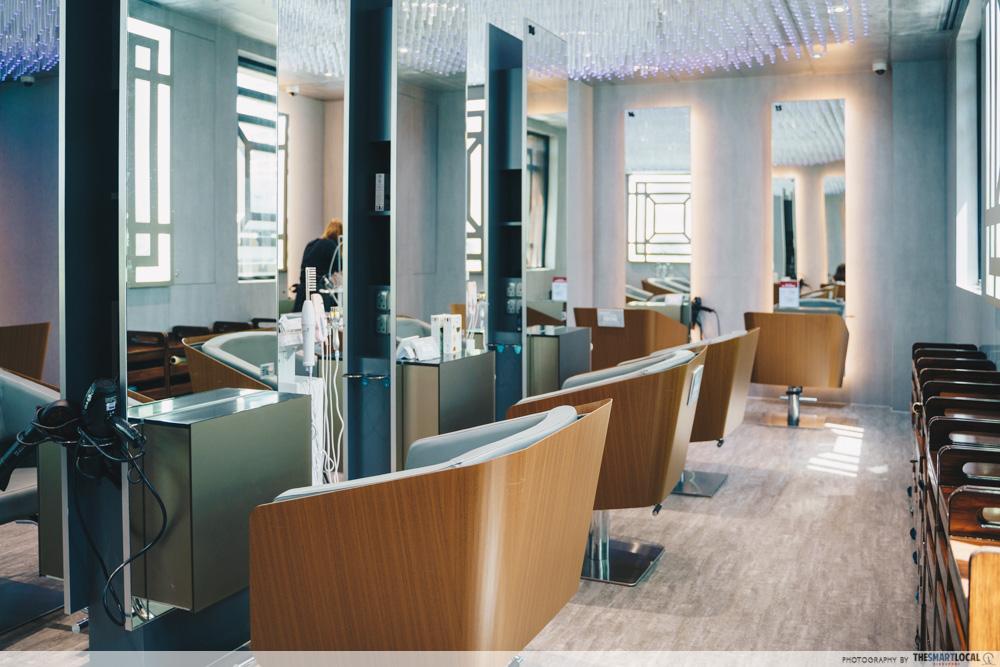 PHS Hairscience Treatment Area