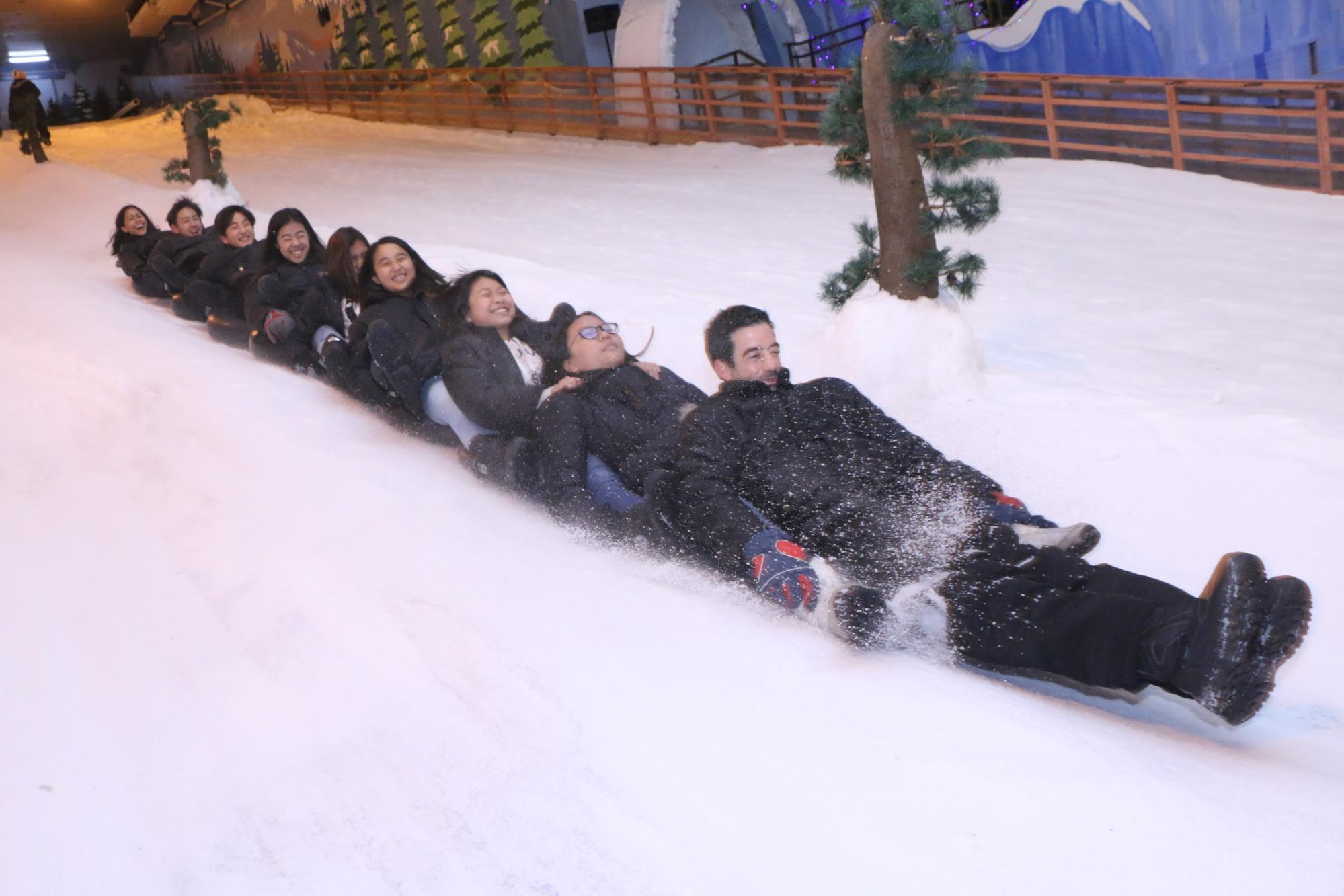 Snow City snow slopes