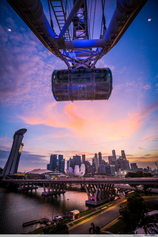SingapoRediscovers - Singapore Flyer
