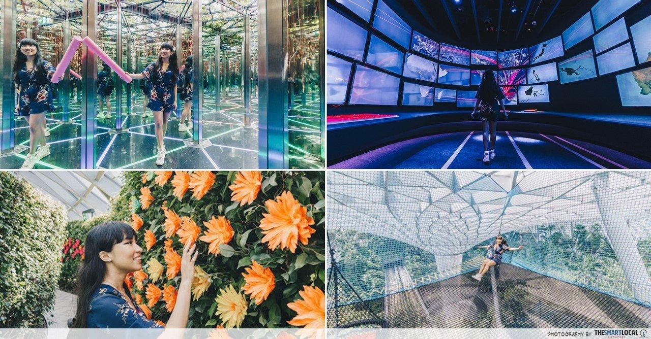 SingapoRediscovers - Jewel Changi