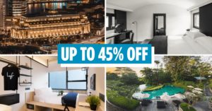 staycation deals singapore