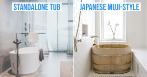 Bathtub HDB