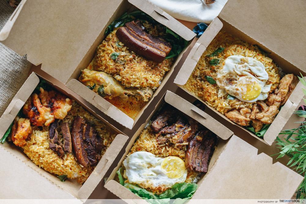 West Food Singapore - Gorilla Curry
