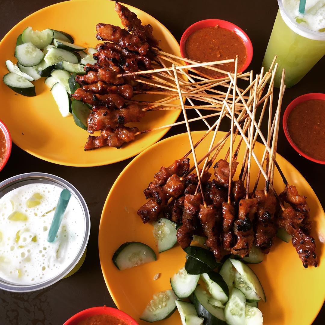 West Food Singapore - Chai Ho Satay