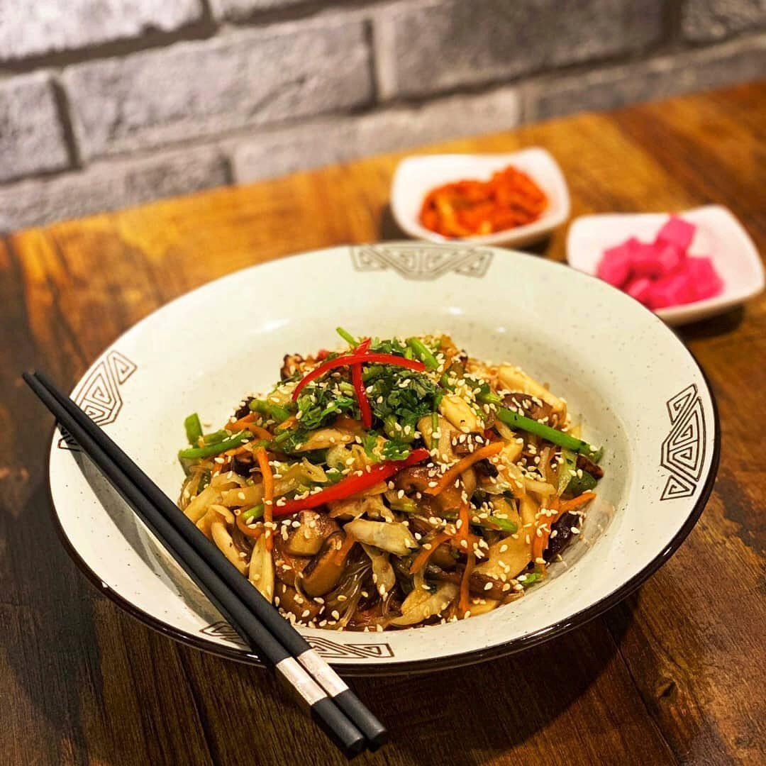 West Food Singapore - Daehwa Vegetarian