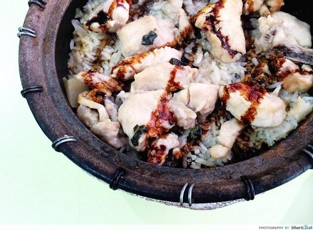 New Lucky Claypot Rice