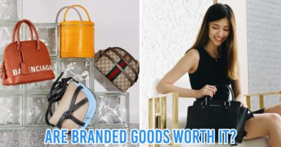 Are branded goods worth it?