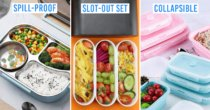 8 Unique Reusable Food Containers Under $12 With Functions You Never Knew You Needed