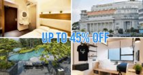 Staycation In Singapore 2020 - Top Deals To Book At Hotels Approved By STB