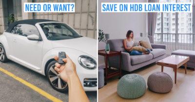 Money-saving tips in Singapore