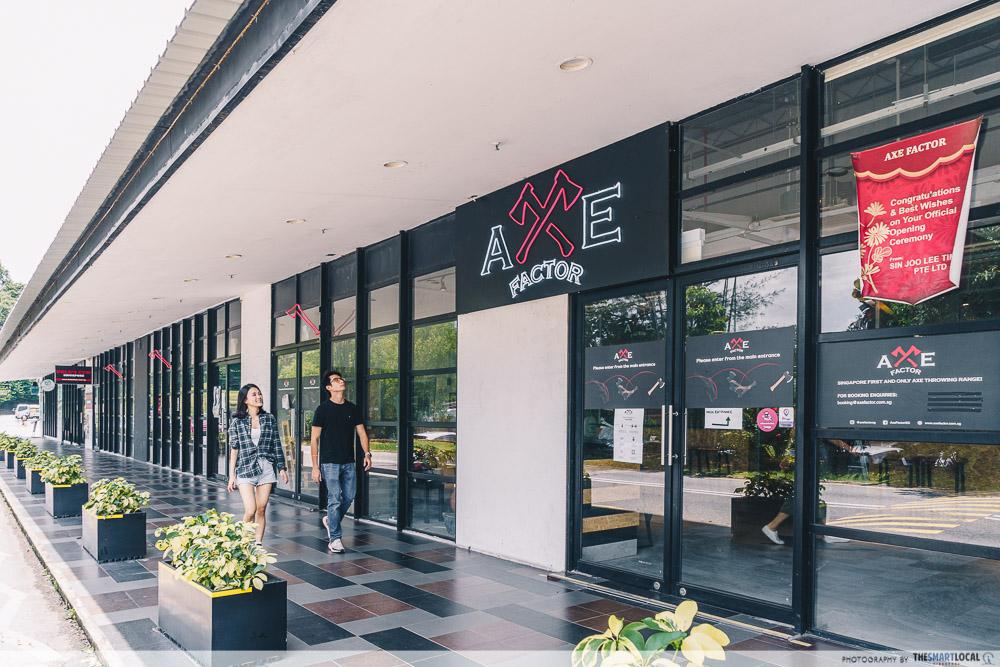 Axe Factor Singapore