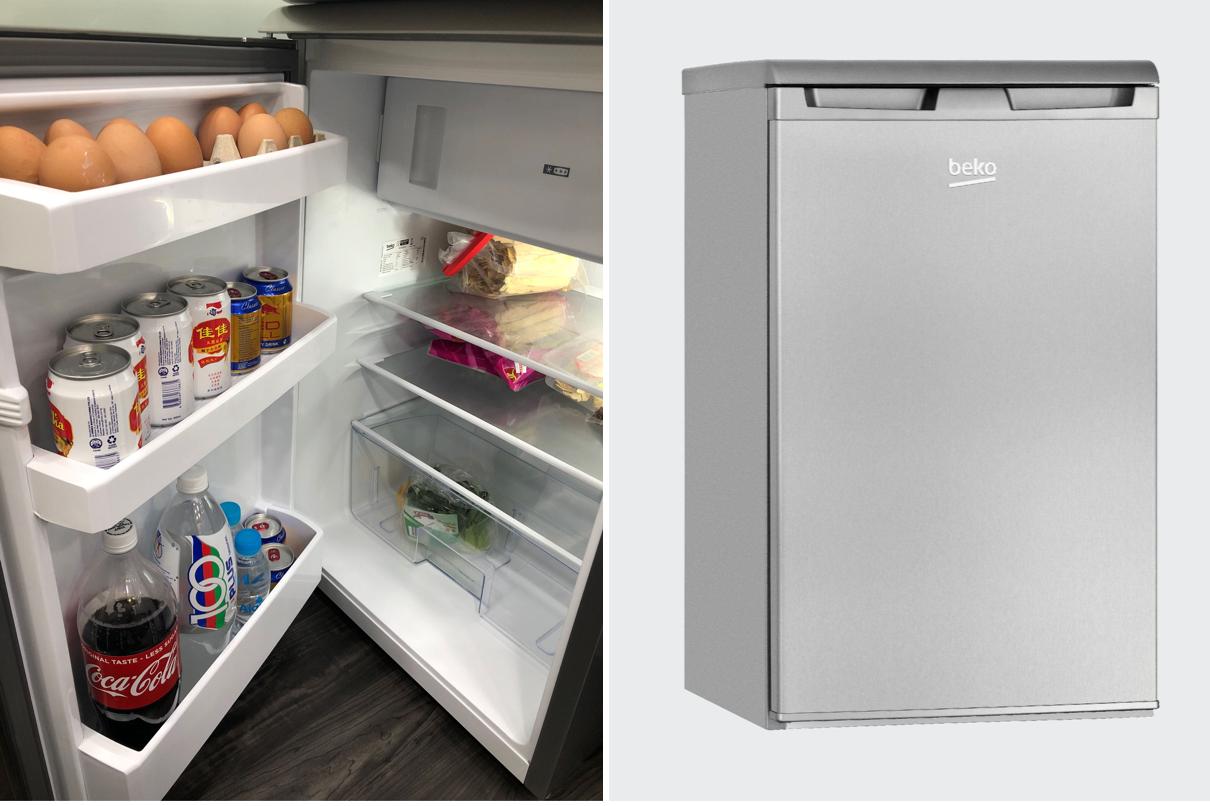 Beko bar fridge