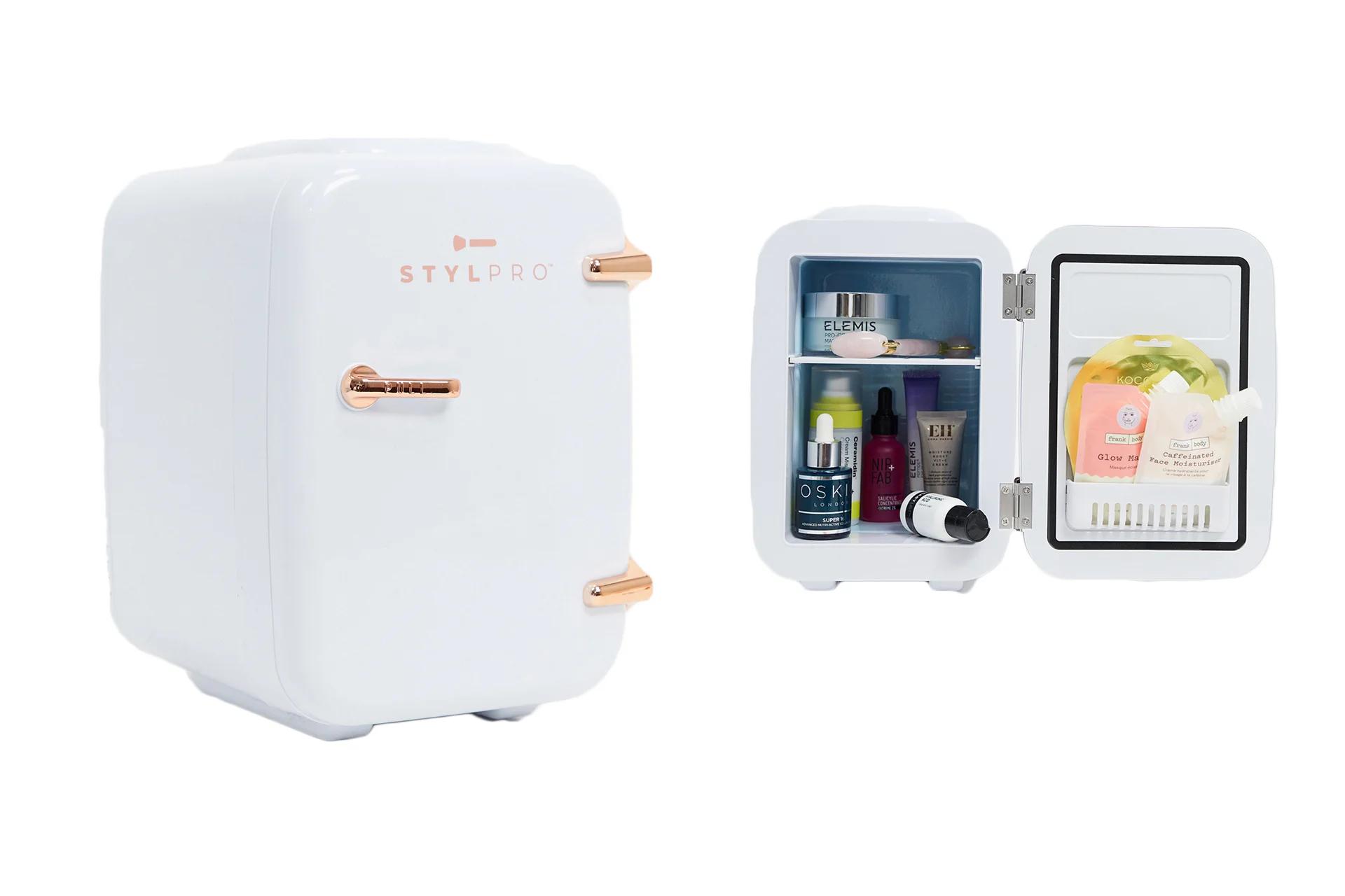 Stylpro x ASOS cosmetic fridge