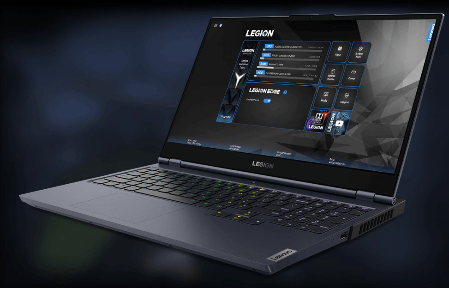 Lenovo Legion 7i Gaming Laptop