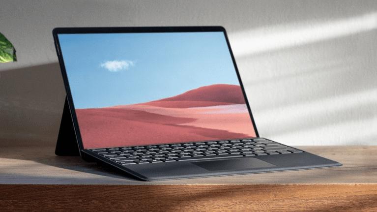 Microsoft Surface Pro X Convertible Laptop Tablet