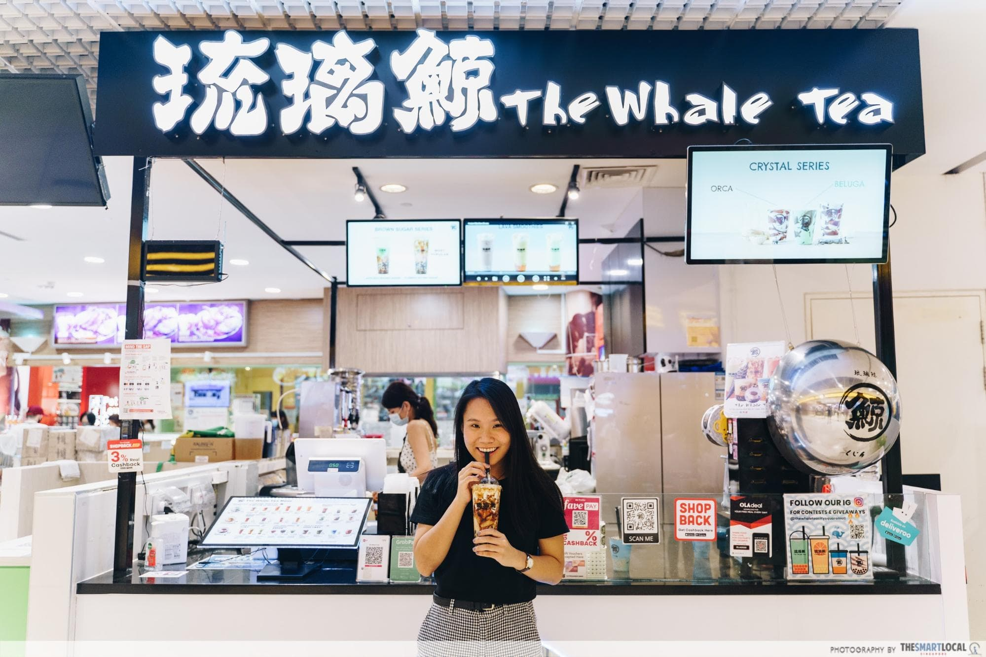 City Square Mall - The Whale Tea