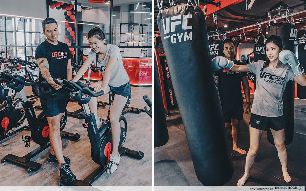 UFC Gym Singapore - Private Coaching