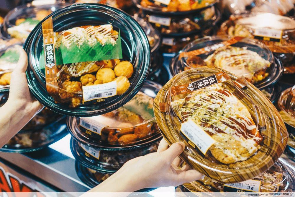 Don Don Donki Singapore - Ready To Eat Bento
