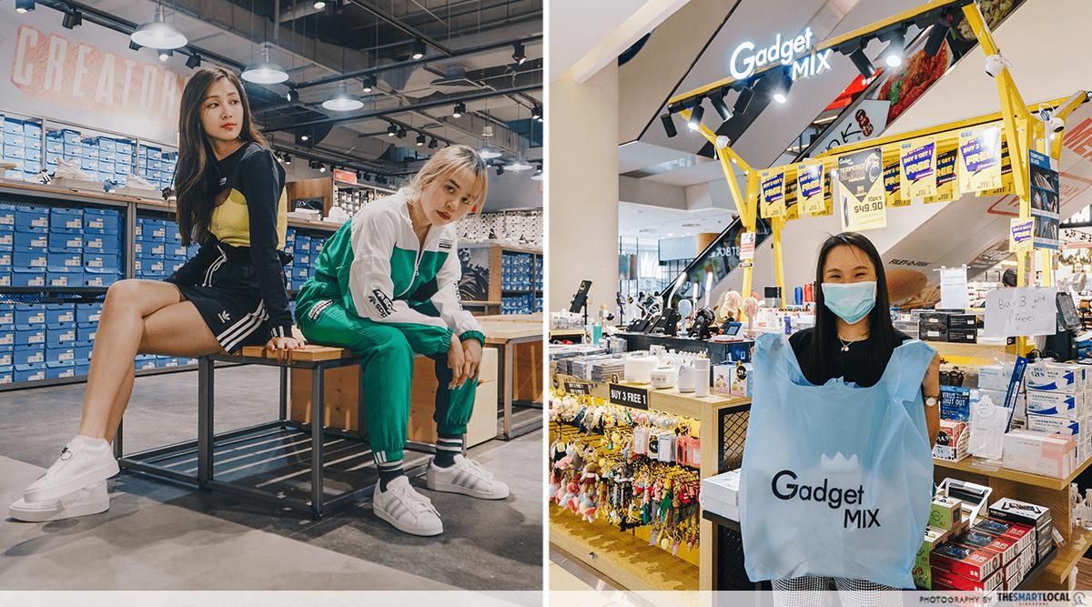 Adidas Gadget Mix