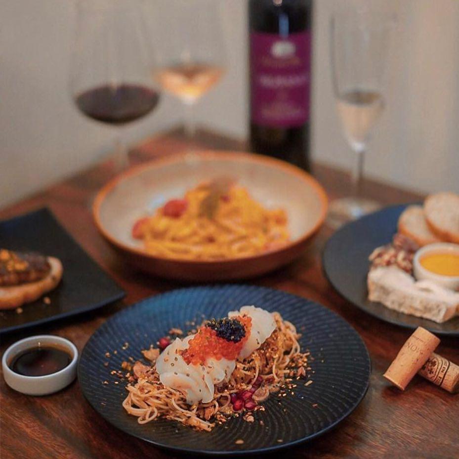 Wine & Chef Keong Saik Road
