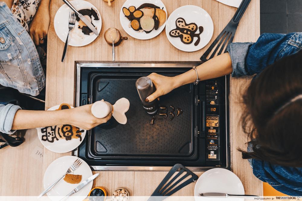 Slappy Cakes DIY Pancake Grill