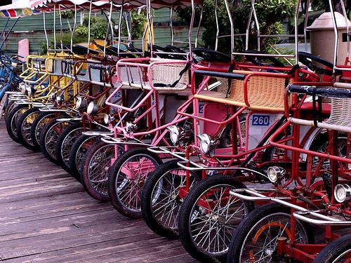 Danga Bay Biking