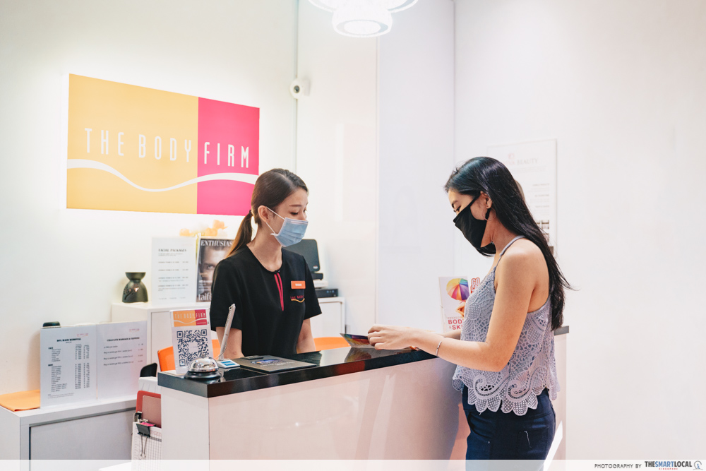 The Body Firm - Delfi Orchard Slimming Centre