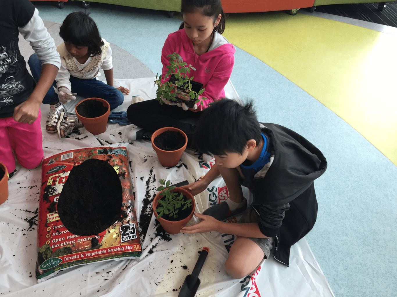 Family-friendly things to do - Gardening