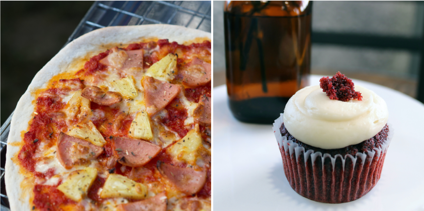Pizza and cupcake making class from ToTT Store