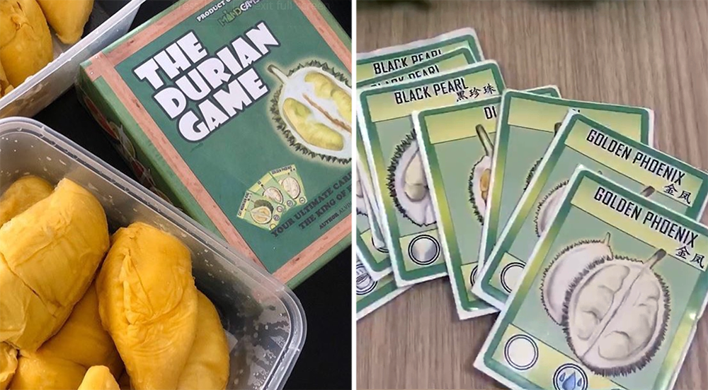 The Durian Game housewarming gifts