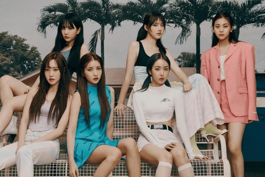 GFRIEND K-Pop Girl Group