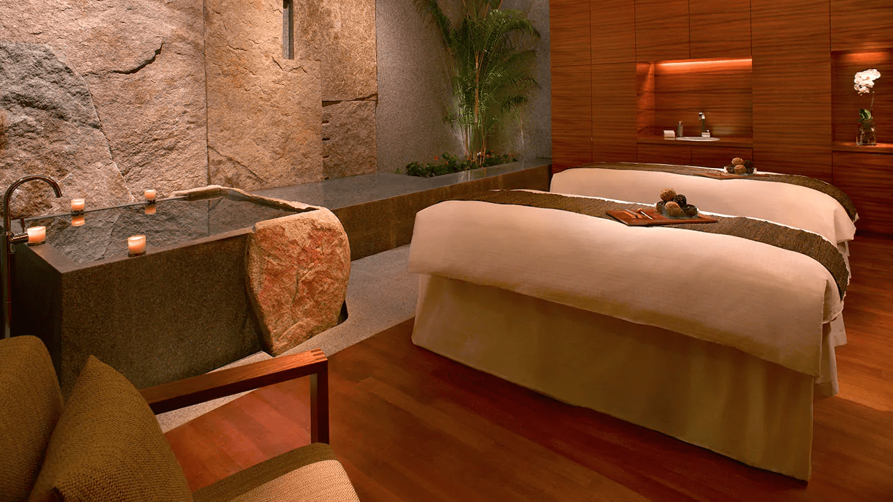 Grand Hyatt Singapore Damai Spa