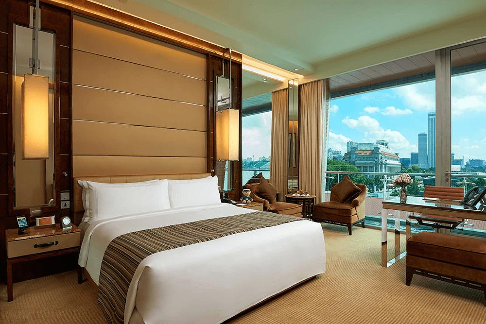 Fullerton Bay Hotel Singapore - Deluxe Room