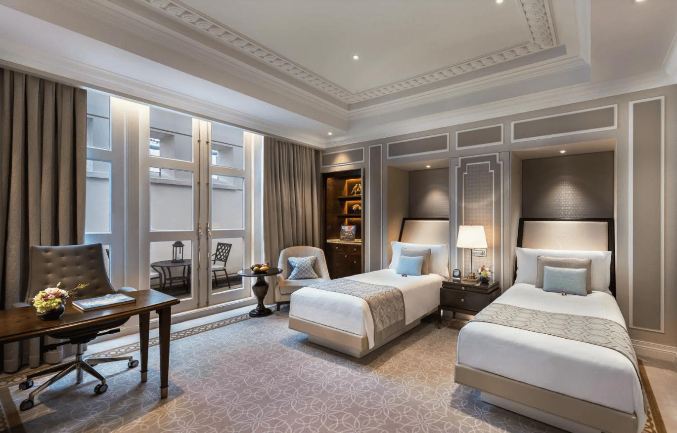 Fullerton Hotel Singapore - Heritage Room