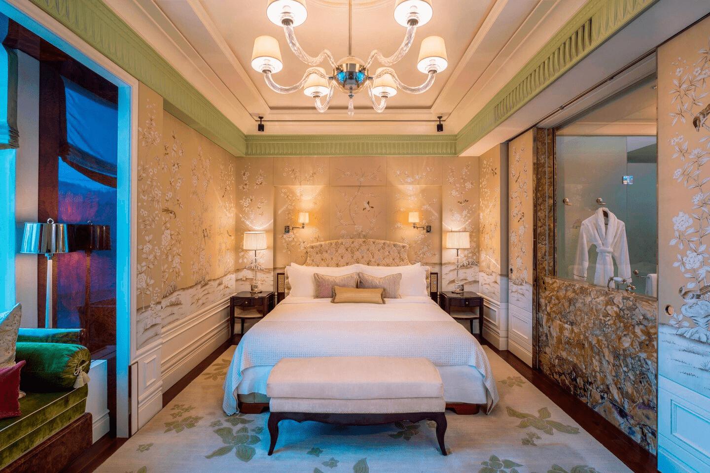 St Regis Singapore Hotel Room