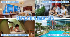 Marriott Bonvoy Hotels Staycation