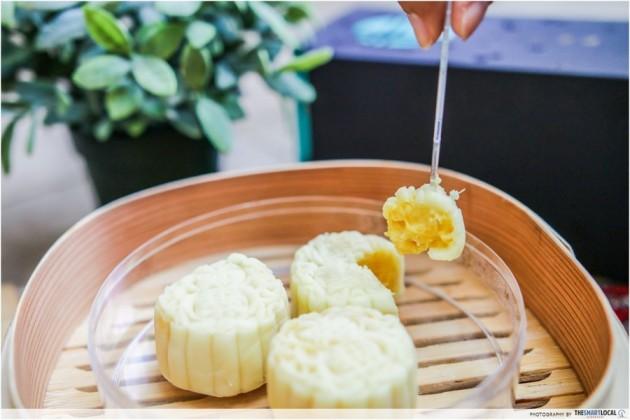 Durian Mooncakes for Mid-Autumn Festival