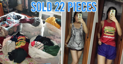 Selling Clothes Online in Singapore