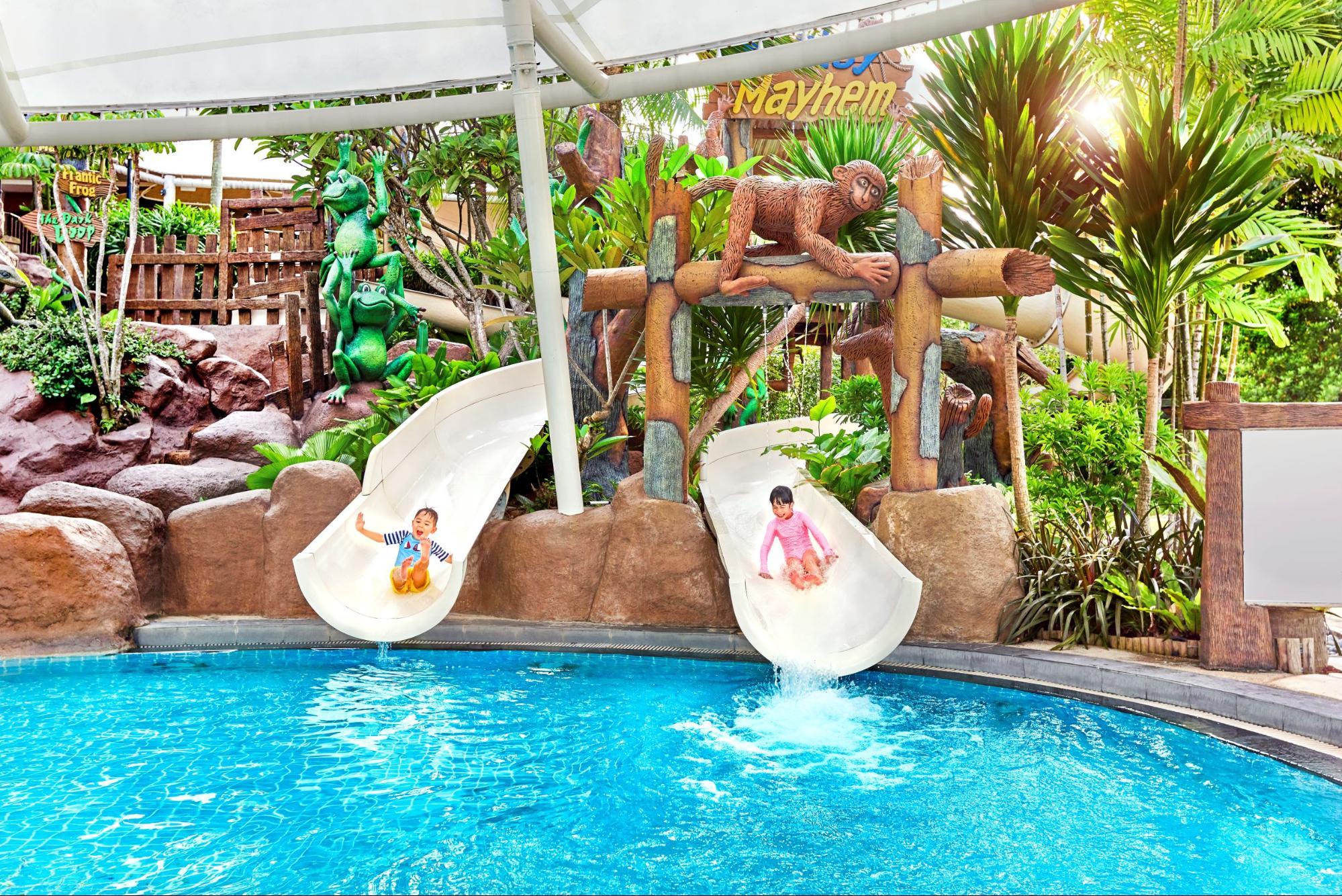 Shangri-La Rasa Sentosa Pool