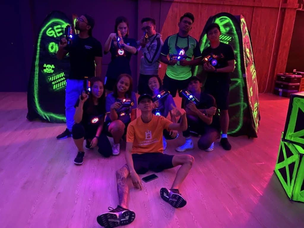 9 Places To Play Laser Tag In Singapore From $4/Person For Time  Crisis-Style Shootouts IRL