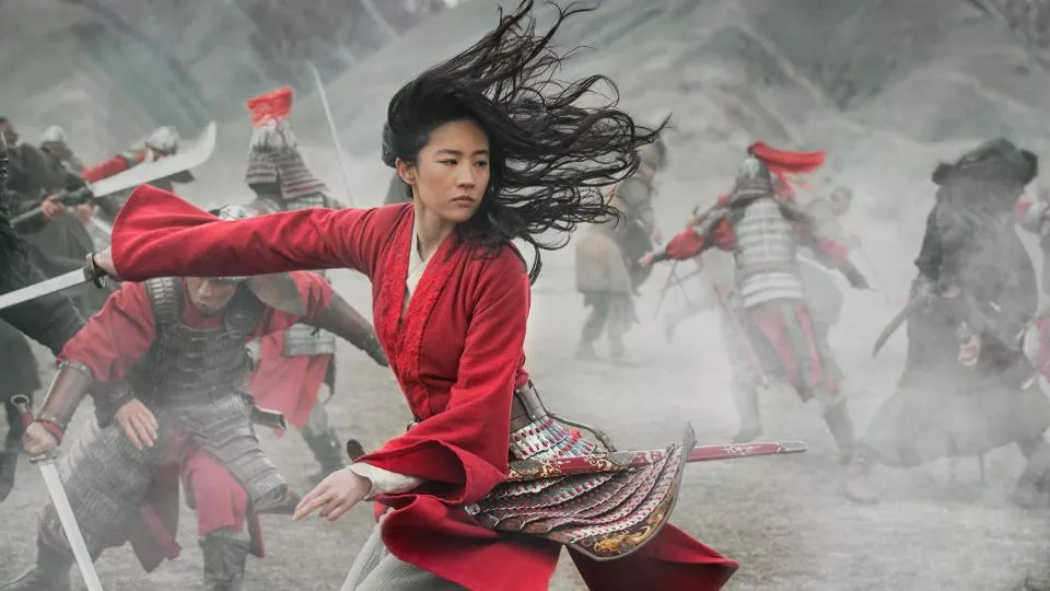 Disney's mulan releasing in September 2020